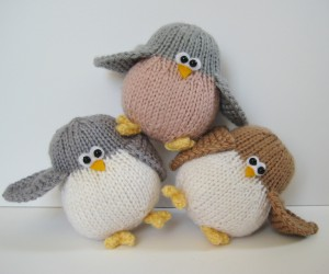 15 Knitted Toys for Kids