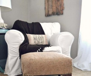 15 Neat Crafts Using Burlap