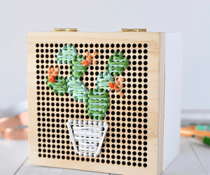 15 Neat DIY Cactus Themed Projects