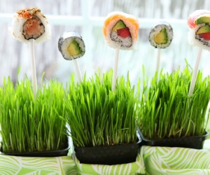 15 Novelty Wedding Appetizers that Come on a Stick