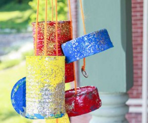 15 Simple ways to Upcycle Tin Cans