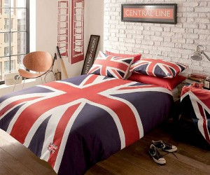15 Stylish Ways to Add the Union Jack to the Kids Room
