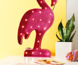 15 Super Fun Flamingo Themed Crafts