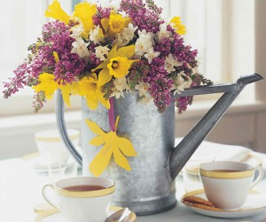 15 Ways To DIY Your Summer Table Dcor