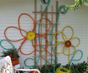 15 Ways to Repurpose Old Garden Tools