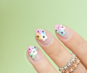 15 Wonderful Manicures That are Perfect for Spring