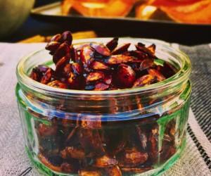 15 Yummy Roasted Pumpkin Seed Recipes