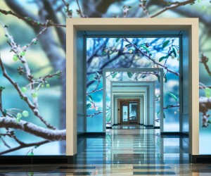 17,000 sq ft Motion-Activated Installation by ESI Design