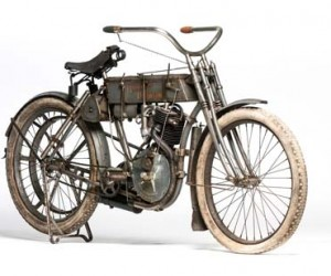 1907 Harley-Davidson Motorcyle Auctioning For An Estimated 1 Million USD
