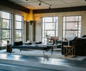 1920s Warehouse in Los Angeles Turned into a Splendid Modern Industrial Loft