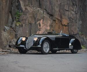 1939 Alfa Romeo 8C 2900B Lungo Touring Spider