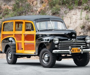 1948 Ford Super Deluxe Marmon-Herrington Wagon