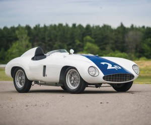 1955 Ferrari 750 Monza Goes Up to Auction