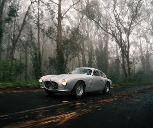 1956 Maserati A6G2000 Zagato Is Going On Auction