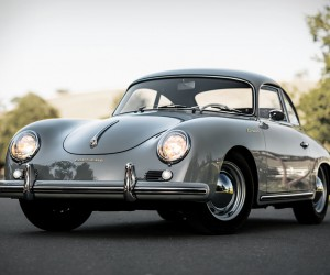 1956 Porsche 356 A European Coupe