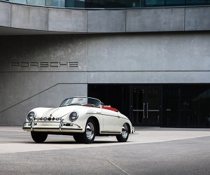 1956 Porsche Super Speedster Is Going On Auction