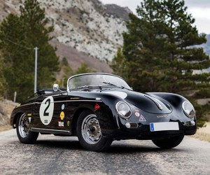 1957 Porsche 356 A Speedster by Reutter Goes up for Auction