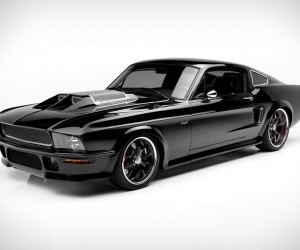 1967 Ford Mustang Supercharged Fastback