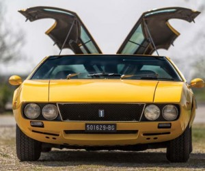 1968 de tomaso mangusta by ghia up for sale. Black Bedroom Furniture Sets. Home Design Ideas