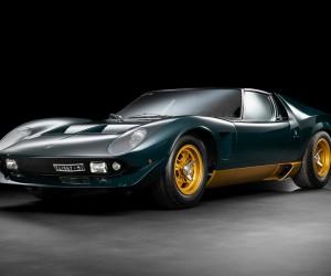 1968 Lamborghini Miura Millechiodi