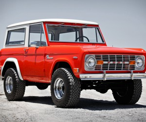 1969 Ford Bronco Hunter