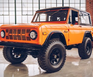 1971 Ford Bronco by Redline Restorations