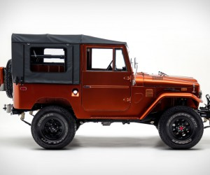 1972 Land Cruiser FJ40