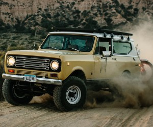 1972 Scout II Runner Series