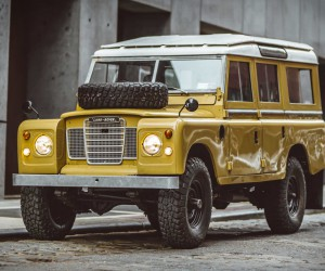 1975 Land Rover Series III 109