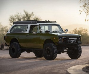 1977 International Scout II Traveler