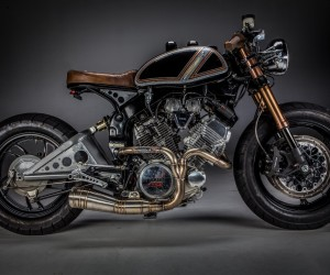 1983 Yamaha Virago 500 by the MotoRelic
