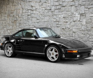 1985 Porsche 911 Turbo Flat Nose