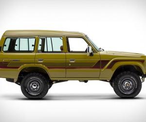 1986 Toyota Land Cruiser FJ62