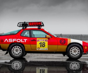 1987 Porsche 924S Baja Rally Car