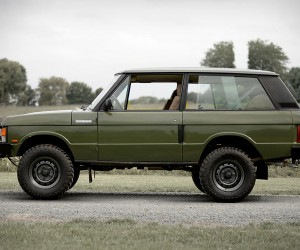 1991 Range Rover Classic