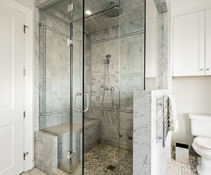 20 Cool Showers for Contemporary Homes