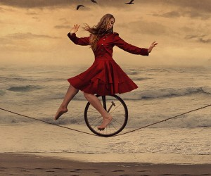 20 Dreamlike Self-Portraits of Brooke Shaden