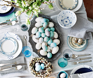 20 Easter table decor ideas