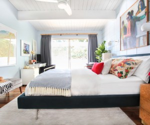20 Guest Rooms with Hospitable Style