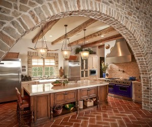 20 Interiors that Embrace the Warm, Rustic Beauty of Terracotta Tiles