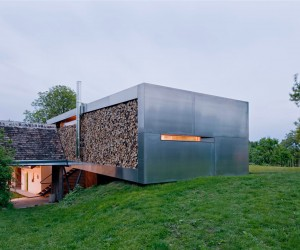200-year-old Farmhouse Renovation by Propeller Z