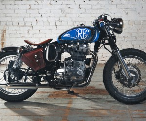 2011 Royal Enfield 500 By MotoVida Cycles
