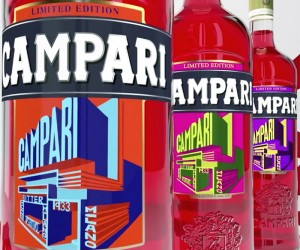 2015 Campari Art Labels Unveiled