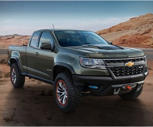 2015 Chevrolet Colorado ZR2