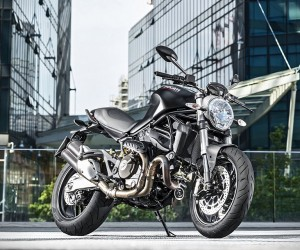 2015 Ducati Monster 821 First Look