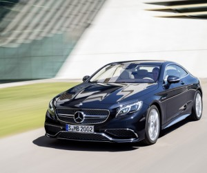 2015 Mercedes-Benz S65 AMG Coup