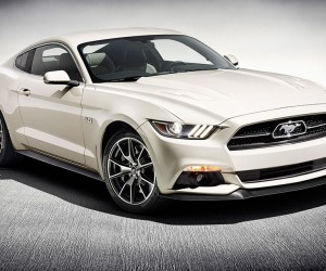 2015 Mustang 50-Year Anniversary Edition