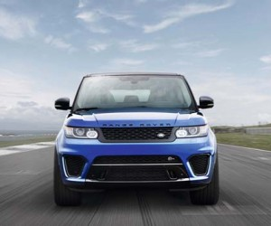 2015 Range Rover Sport SVR - The Most Powerful Land Rover Ever