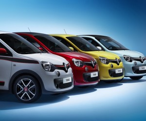 2015 Renault Twingo Revealed