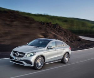 2016 Mercedes-Benz GLE 63 Coupe and AMG S Coupe